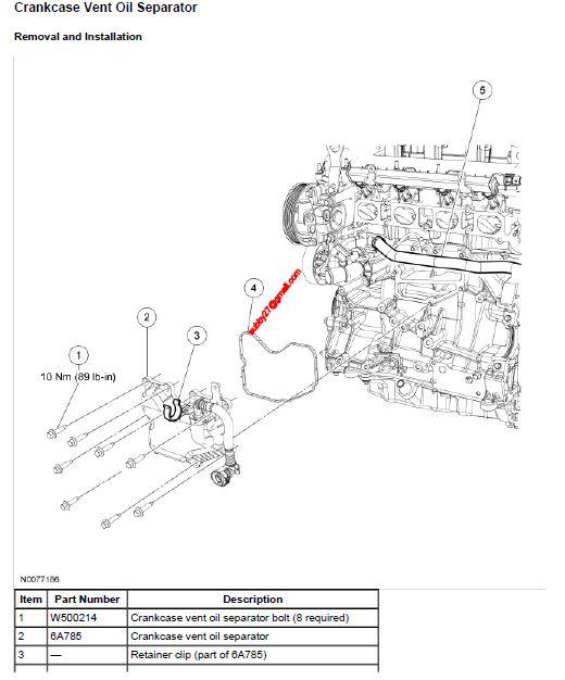 2006 toyota sienna engine diagram pcv valve  toyota  auto