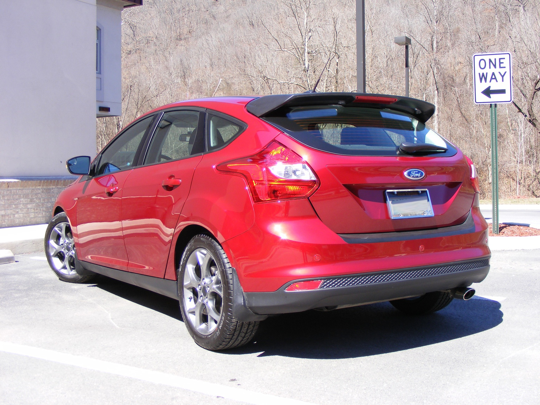 2014 ruby red hatch ii the sequel ford focus forum ford focus st forum ford focus rs forum. Black Bedroom Furniture Sets. Home Design Ideas
