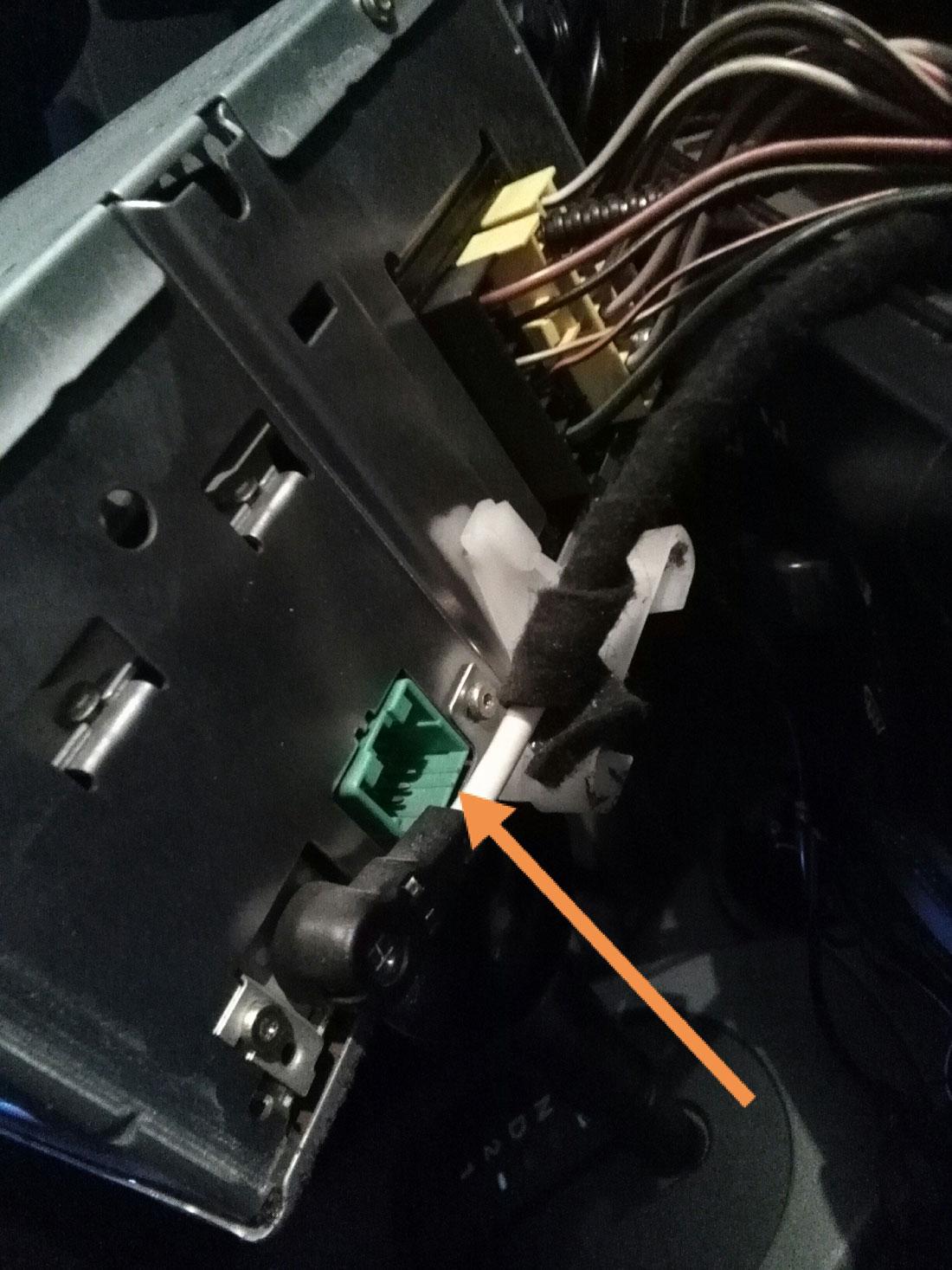 Steering Control For Radio  Focus Mk1 2 0  Usa