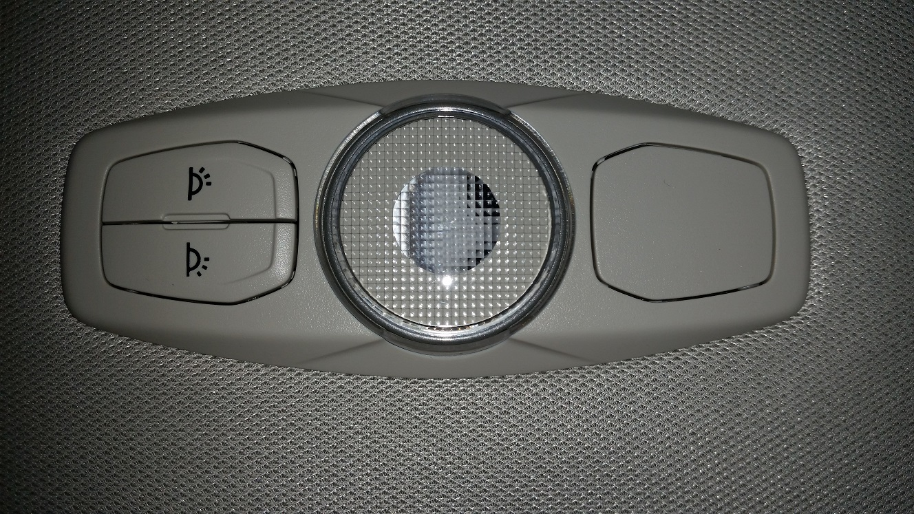 Turn Off Courtesy Lights In A Mk 3 5 Rear Dome Light