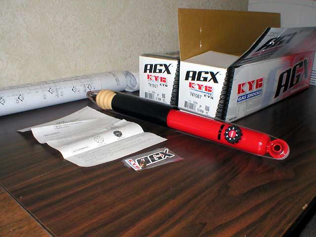 KYB-AGX's are Here!-rearshock1.jpg