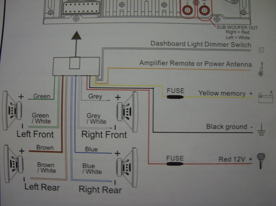 [ANLQ_8698]  Wiring Problem!!! | Focus Fanatics Forum | Vrcd400 Sdu Wiring Diagram |  | Focus Fanatics