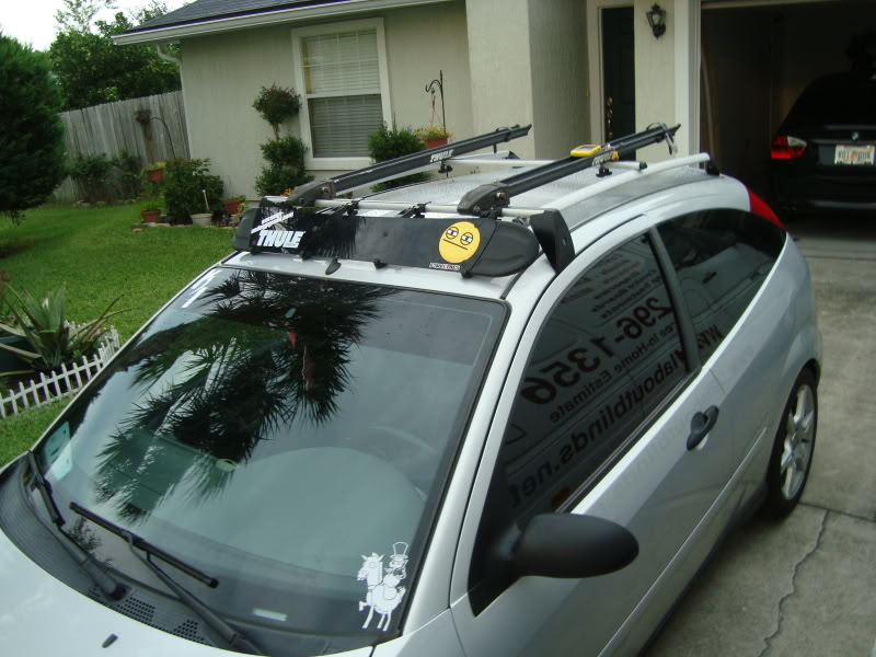 Show Me Pictures Of Your Mk1 Roof Racks Page 3 Ford