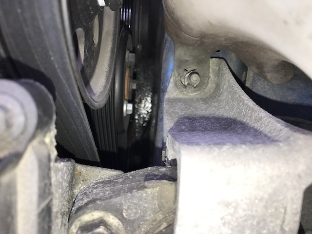 2011 Ford Focus Oil Leak Timing Chain Ford Focus