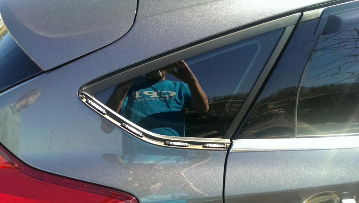 Chrome Aluminum Window Trim Need Replacement Info Please