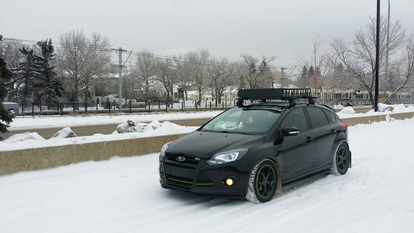 Benzondubs 2013 Tb Se Black Pack Build Thread Page 2 Ford Focus