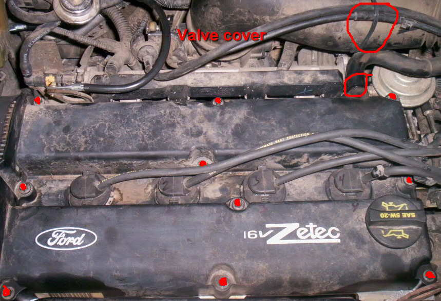 Zetec Timing Belt Replacement Ford Focus Forum St