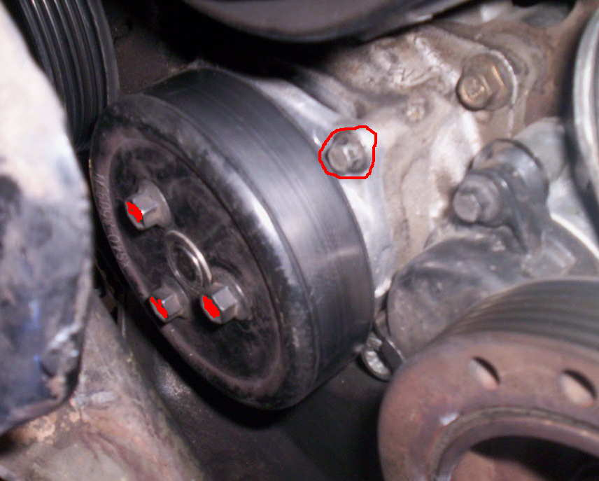 ZETEC Timing Belt Replacement-water-pump-pulley-.jpg