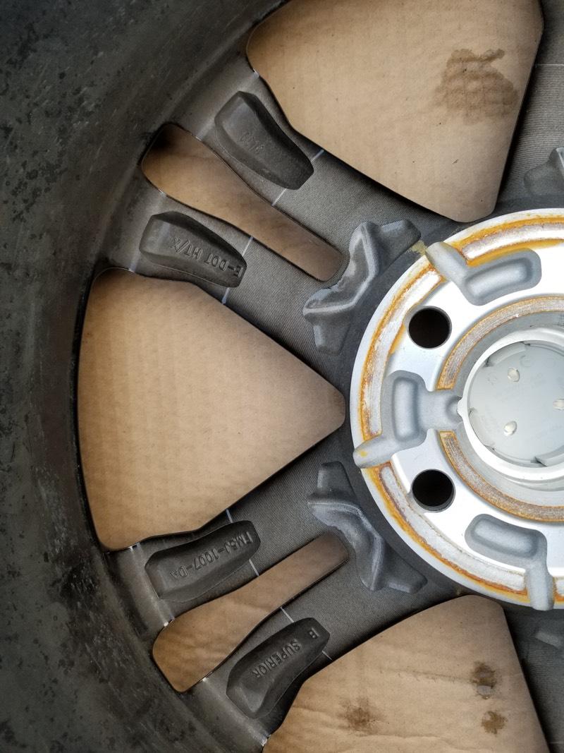 Complete set of 4 OEM 2016 Focus ST ST3 Wheels (Rims) 18x8 Like New! Gloss Black Polished face-wheel_1_2.jpg