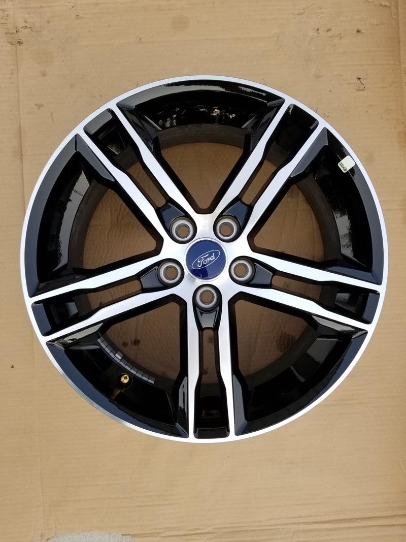 Complete set of 4 OEM 2016 Focus ST ST3 Wheels (Rims) 18x8 Like New! Gloss Black Polished face-wheel_1_7.jpg