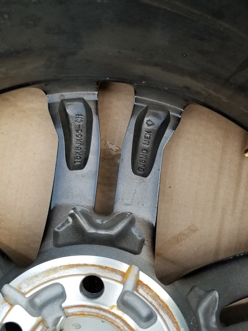 Complete set of 4 OEM 2016 Focus ST ST3 Wheels (Rims) 18x8 Like New! Gloss Black Polished face-wheel_2_1.jpg