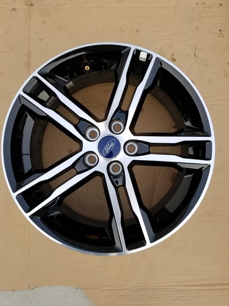 Complete set of 4 OEM 2016 Focus ST ST3 Wheels (Rims) 18x8 Like New! Gloss Black Polished face-wheel_2_5.jpg