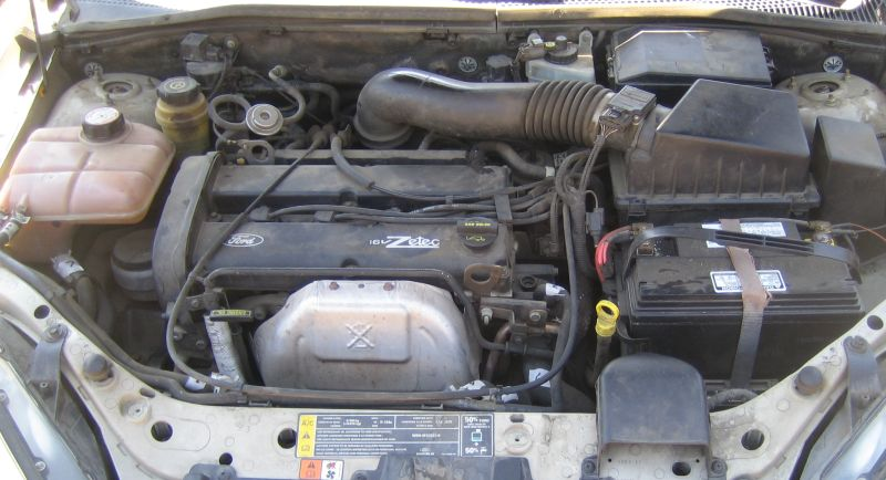 2001 Ford Focus Engine Heater Hose Problems And