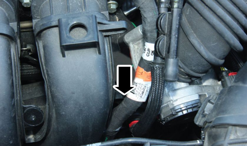 Tsb 14 0215 Chafing Of Wiring Harness Ford Focus Forum