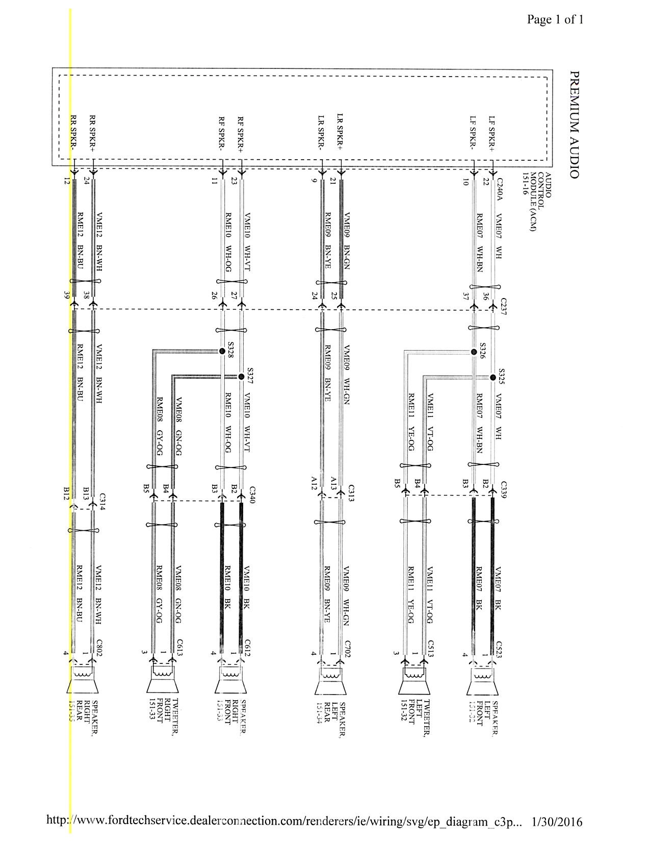 169114d1459385329 2015 focus mk3 5 stereo wiring diagram wiringdiagrampremium focus wiring diagram 2007 ford focus wiring schematic \u2022 wiring 2013 ford focus wiring diagram at gsmx.co