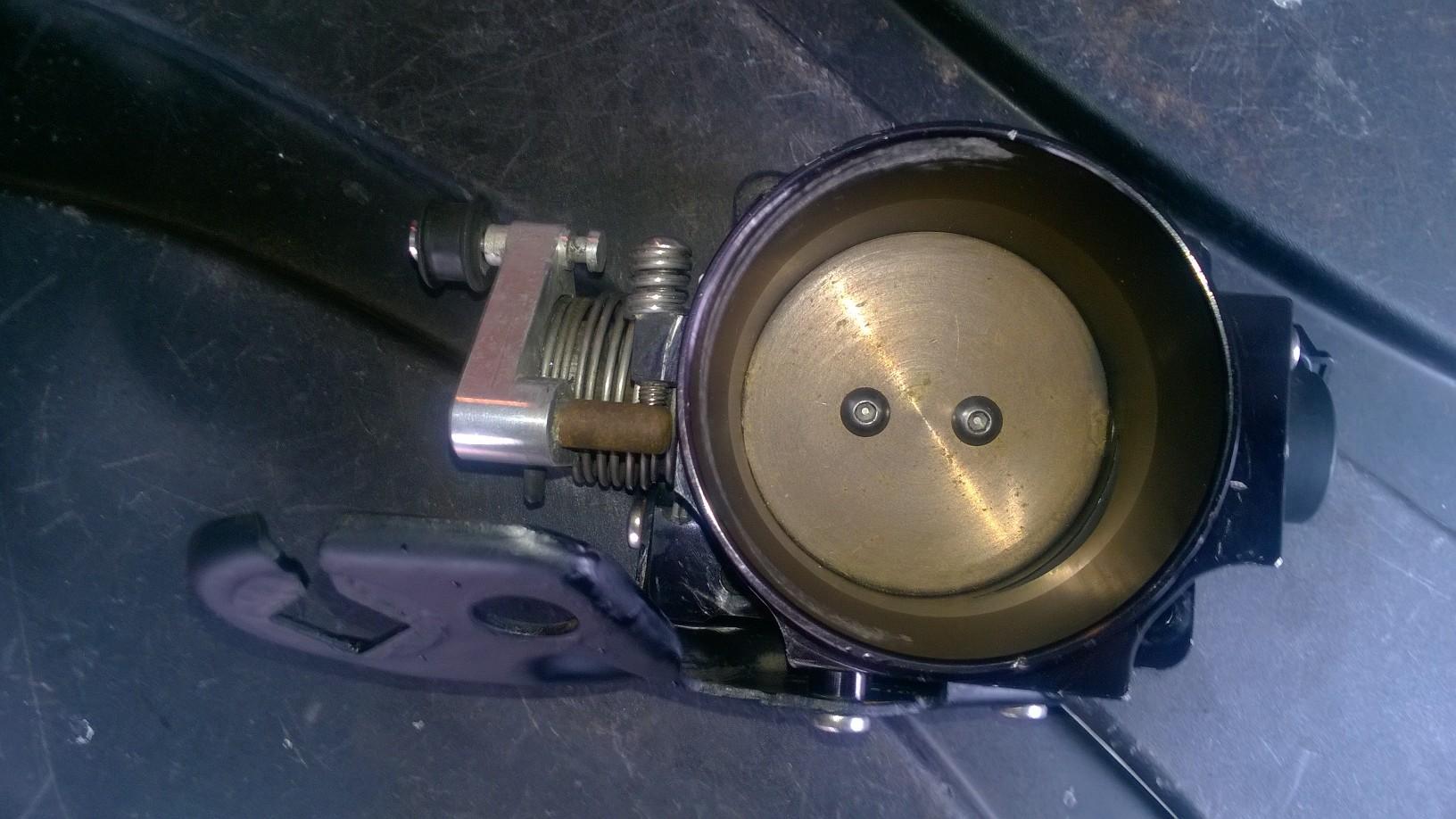 Ford focus throttle body cfm 65mm zetec wp_20161103_010 jpg
