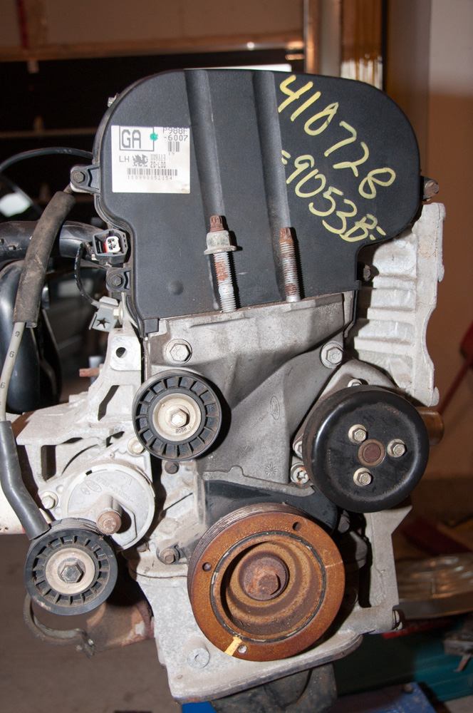 Operation without a knock sensor - Ford Focus Forum, Ford