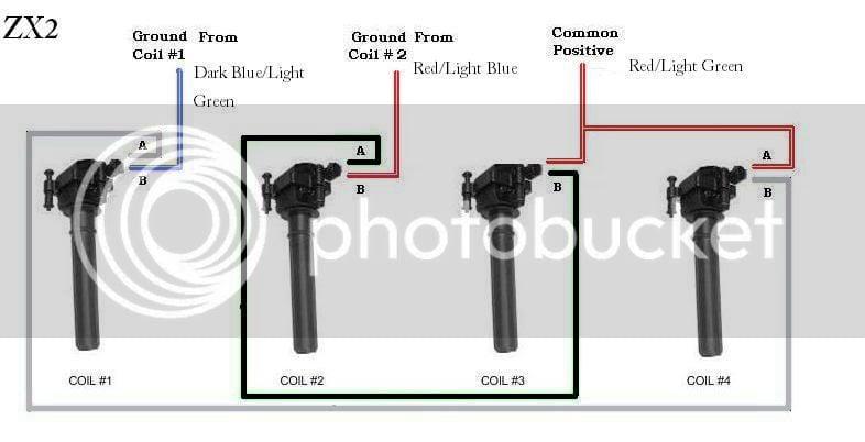 Coil On Plug Wiring Diagram