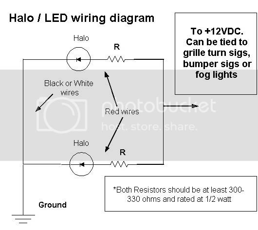 Wiring Diagram Projector Headlights