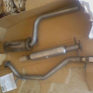 FS 2.25 Exhaust