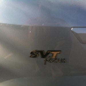 SVT Badge