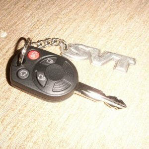fusion key. Nice addition if your key fobs keep breaking.