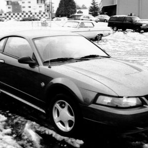 2004 Mustang 3.6L V-6 Bought brand new 1-1-2004