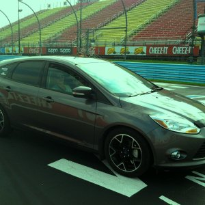 My Focus at Watkins Glen International