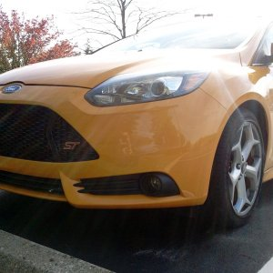 Media Drive for Focus ST 2012