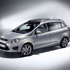 All-new, 7-seat Ford C-MAX