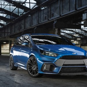Third Generation Ford Focus RS