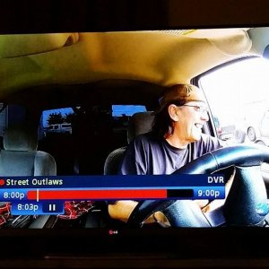 My uncle on STREET OUTLAWS!