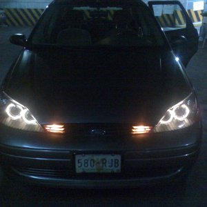 2003 SE Wagon w/angel eyes