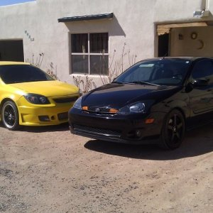 Turbo Balt & Focus SVT