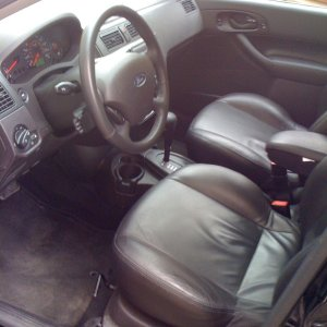 2007 ZS5 Premium with leather seats and sunroof