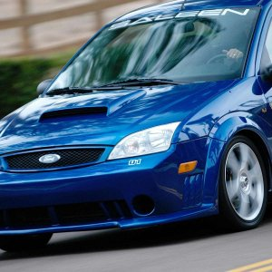 2005 Ford Focus Saleen