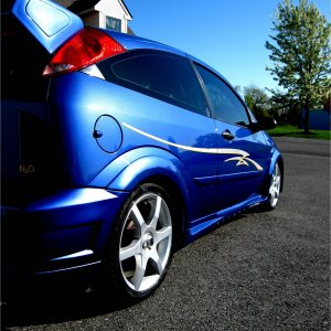 2004 Ford Focus Saleen