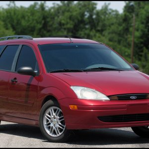 2002 Red Wagon