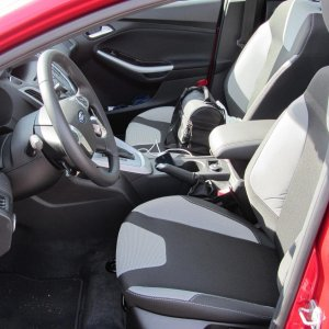 2012 Ford Focus SE Sport 5 Door 4 of 4