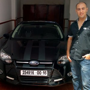 Ford Focus Mk3 Algeria with me