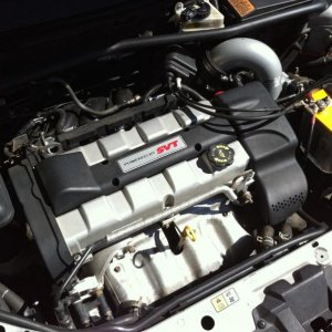 engine-cfm 67mm tb, aem cai w/k&n filter