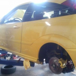 Underconstruction Screaming Yellow SVT