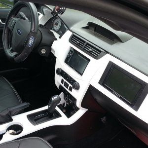 2010 Ford Focus Interior