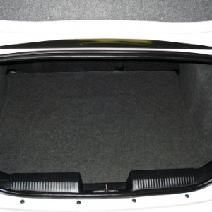 Trunk was the first portion of the FF completed