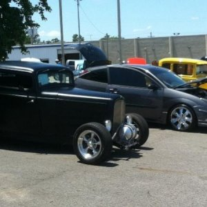 Car Show in Fort Smith, AR